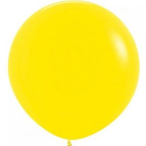 Giant balloon - yellow 90cm