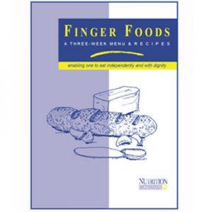 Finger Foods - A Three Week Menu & Recipes