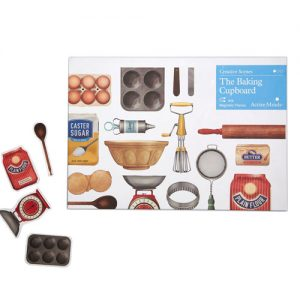 Creative Scenes - The Baking Cupboard