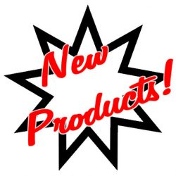 23 NEW PRODUCTS ADDED TO OUR COLLECTION