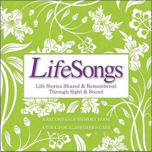 LifeSongs Recordable Memory Book