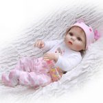 Budget Baby Girl Doll - Sugar & Spice