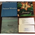 Mindful Activities Picture Books - set of 3