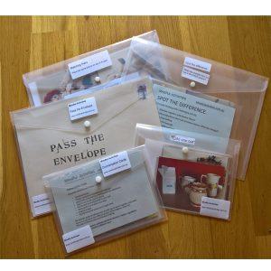 Mindful Activities Kit - Set of five activities