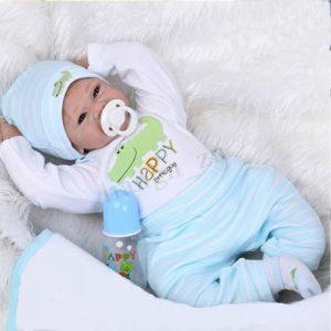 Budget Baby Boy Doll -Jack Be Nimble