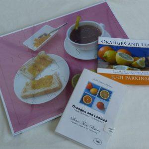 Memory Support Kit - Oranges and Lemons