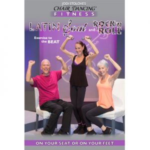 Chair Dancing - Latin, Soul and Rock'n'roll