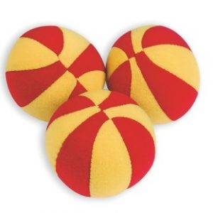 Replacement dart balls pack of 3