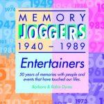 Memory Joggers by Speechmark