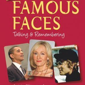 Conversation Cards - More Famous Faces