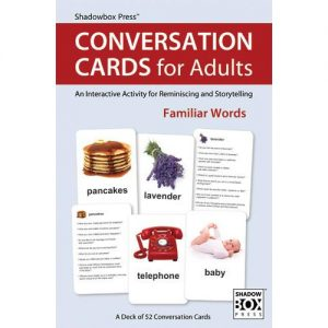 Conversation Cards for Adults