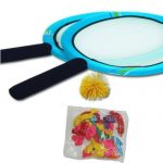 Balloon Badminton game