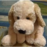 Plush Puppy Madeline