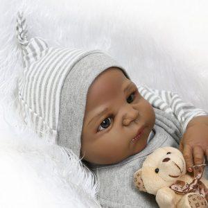 Budget Baby Boy Doll - Oliver