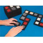 Tactile Wood Dominoes