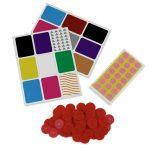 All Colours Bingo Game