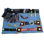 Slip-resistant Fiddle Mat with Snooker Print