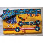 Yellow Slip Resistant Fiddle Mat with Cars Print
