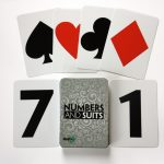 Numbers and Suits Card Game