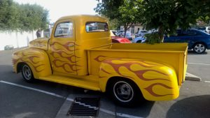 Jigsaw Puzzle - Ford Ute
