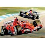 260 piece jigsaw - Formula One