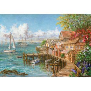 260 piece jigsaw - Mariner's Haven