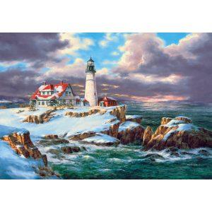 260 piece jigsaw - Portland Head Lighthouse