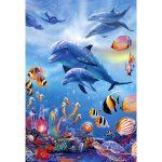 260 piece jigsaw -Seahorse Kingdom