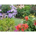 Jigsaw Puzzle - English garden