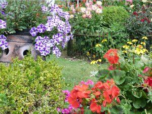 Jigsaw Puzzle - English Garden