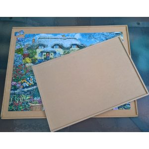Jigsaw boards - large and small