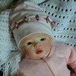 Artisan Baby Girl Doll - Poppy