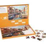 63 piece plastic jigsaw - Burano Island