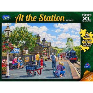 At the Station - Oakworthb