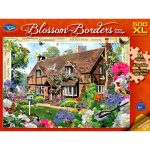 Blossom Borders - Peony Cottageb
