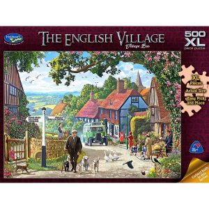 English Village - Busb