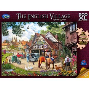 English Village - Garageb