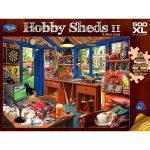 Hobby Sheds II - A Man's Caveb