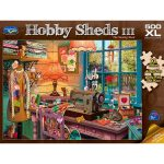 Hobby Sheds III - Sewing Shedb
