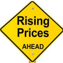 1ST APRIL PRICE RISES – BUY NOW AND SAVE
