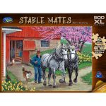 Stable Mates - Back in Harnessb
