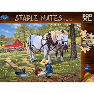Stable Mates - To the Fieldb
