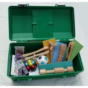 Fidget Fun Tool Box