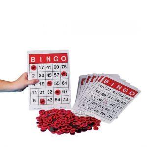 Magnetic Bingo Game