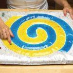 Spiral Activity Gel Pad