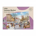 Relish 35p Large Piece Jigsaw - Autumn Market