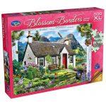 500p Large Piece Jigsaw - Lochside Cottage