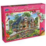 500p Large Piece Jigsaw - Railway Cottage