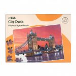 Relish 63p Large Piece Jigsaw - City Dusk