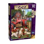 500p Large Piece Jigsaw - Official Taste Testers